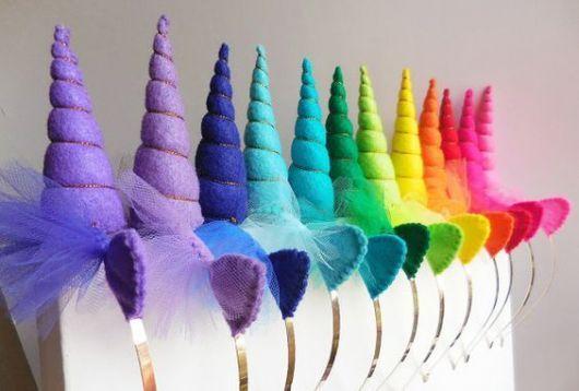acessorio cabelo unicornio 4