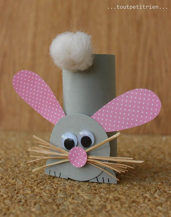 animais feitos com rolos de papel higienico 11