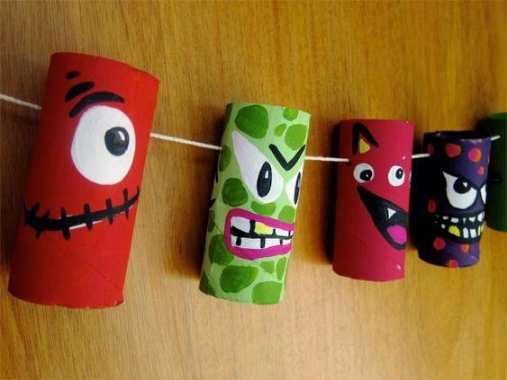 artesanato para halloween para fazer com as criancas 8
