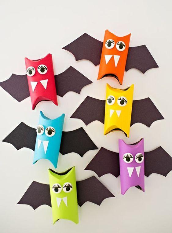 artesanato para halloween para fazer com as criancas 9