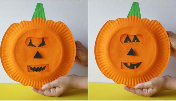 artesanato para halloween para fazer com as criancas
