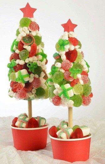 arvore Natal doces