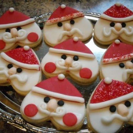 biscoito natal papai noel 2