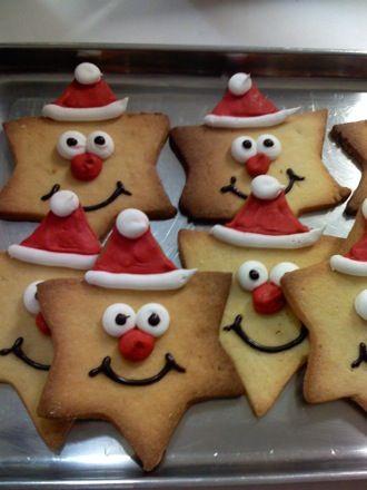 biscoito natal papai noel 4