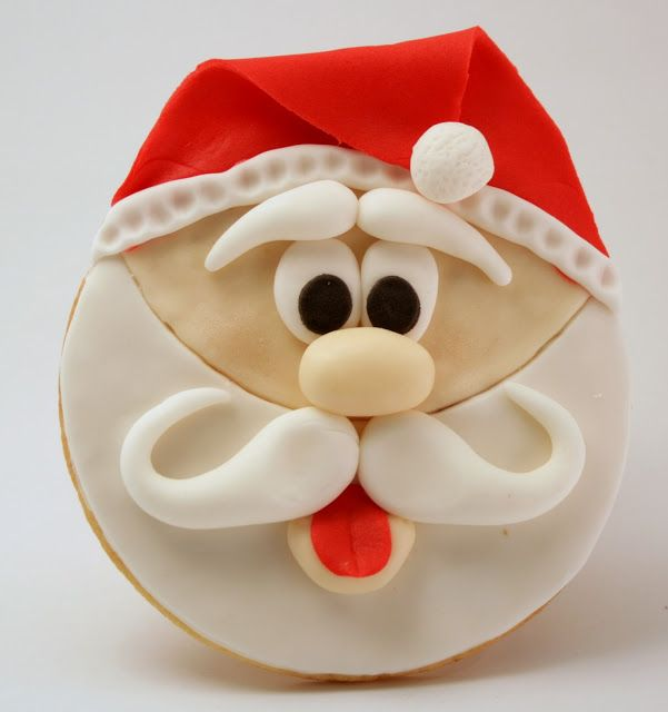 biscoito natal papai noel 9