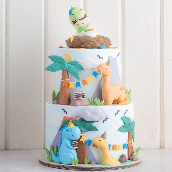 bolo primeiro aniversario 2