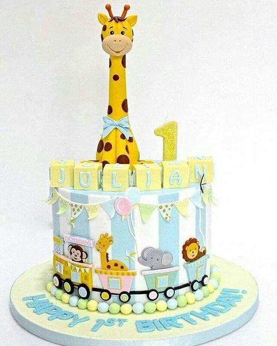 bolo primeiro aniversario