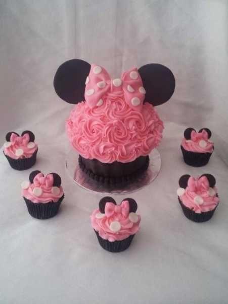 bolos decorados festa minnie 4