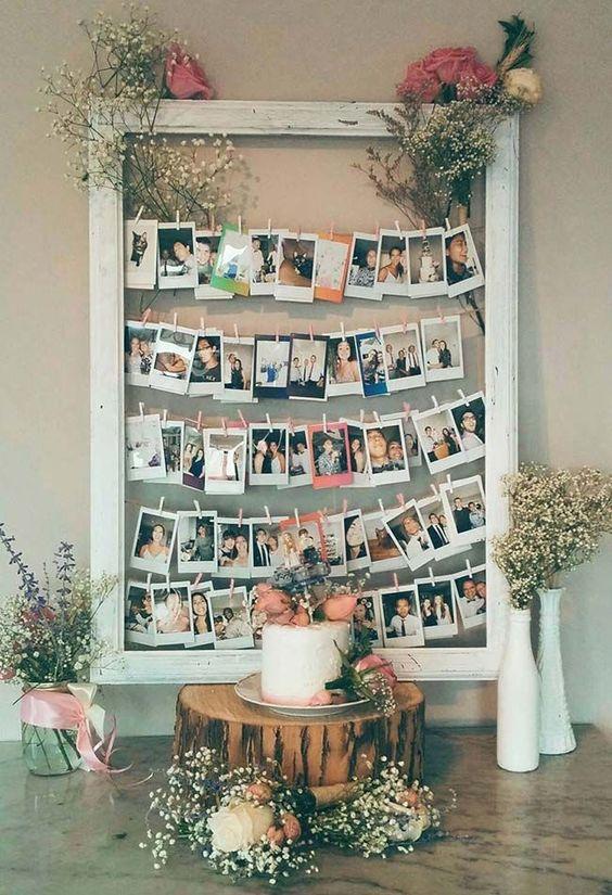 decoracao casamento simples fotos ideias