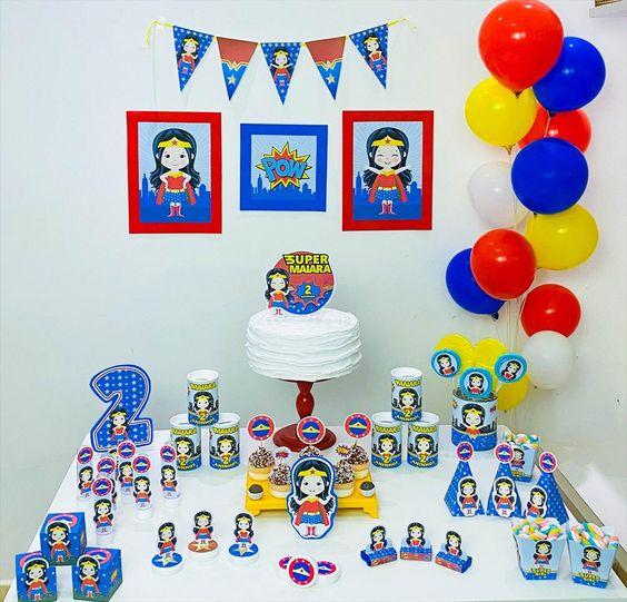 decoracao de festa infantil 3