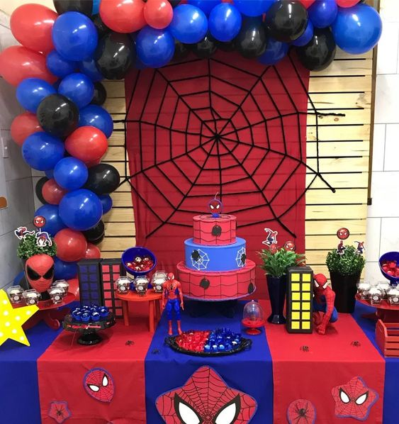 decoracao de festa infantil 4