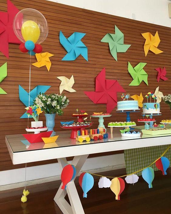 decoracao de festa infantil 5