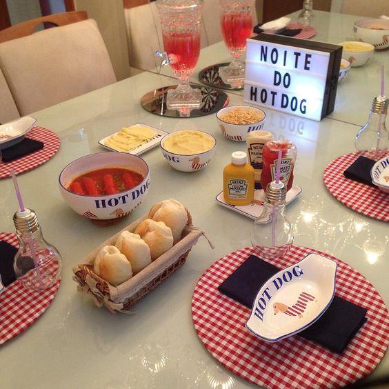 decoracao dia pais criativa comida