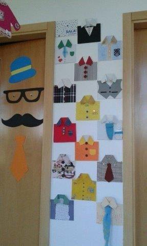 decoracao dia pais escola