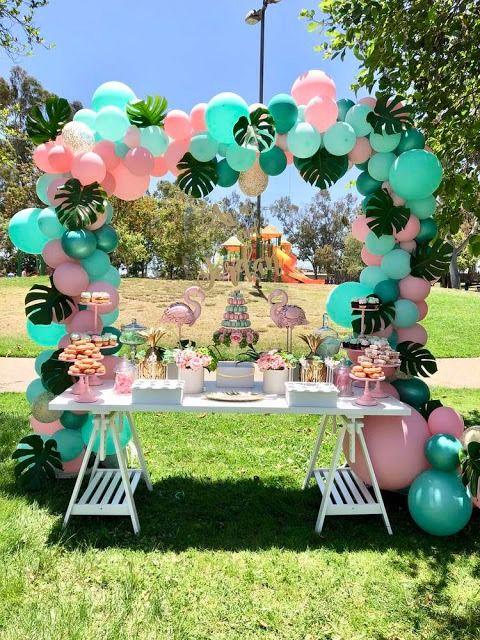 decoracao festa 15 anos jardim