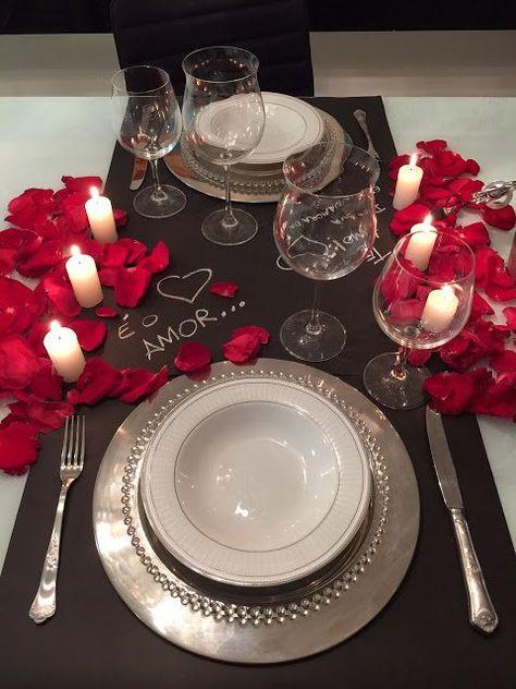 decoracao jantar romantico 2