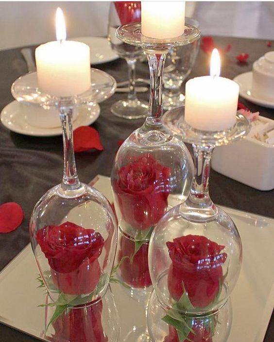 decoracao jantar romantico 7