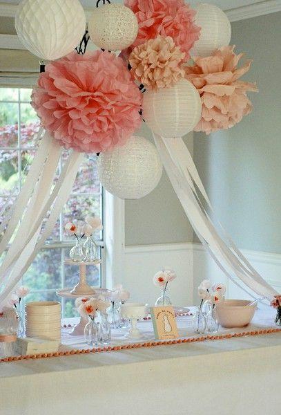 decoracao papel crepom festa flores 3