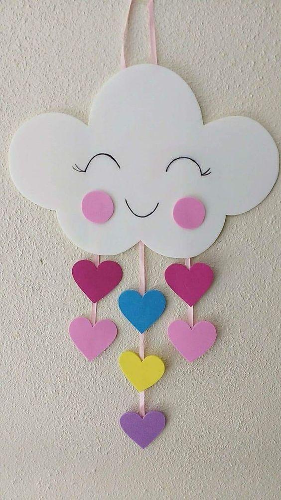 diy decoracao festa chuva amor eva