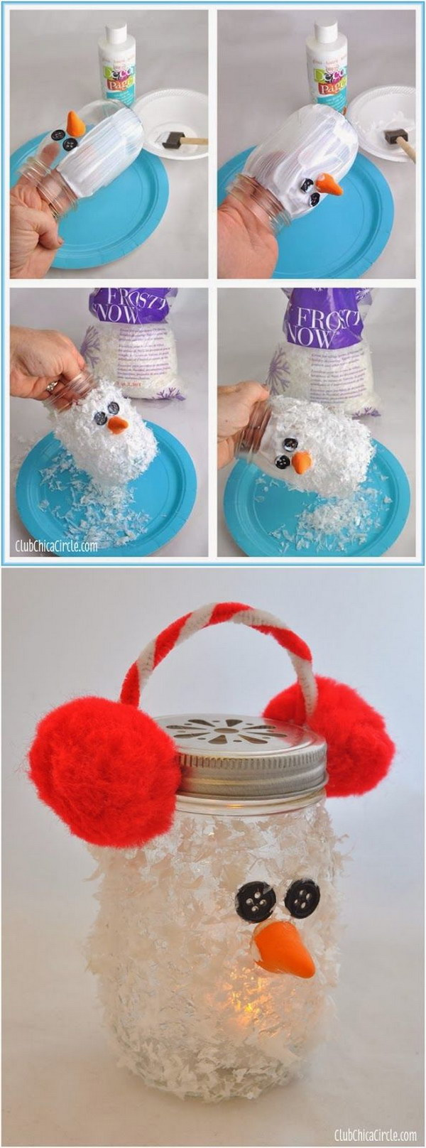 diy festa frozen decoracao