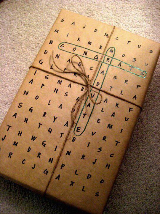 embrulho natal papel liso palavras cruzadas