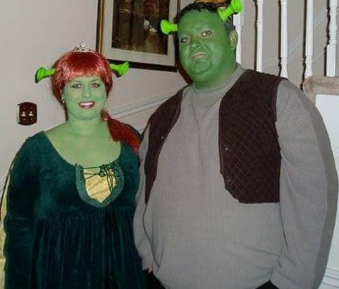 fantasia halloween casais sreck