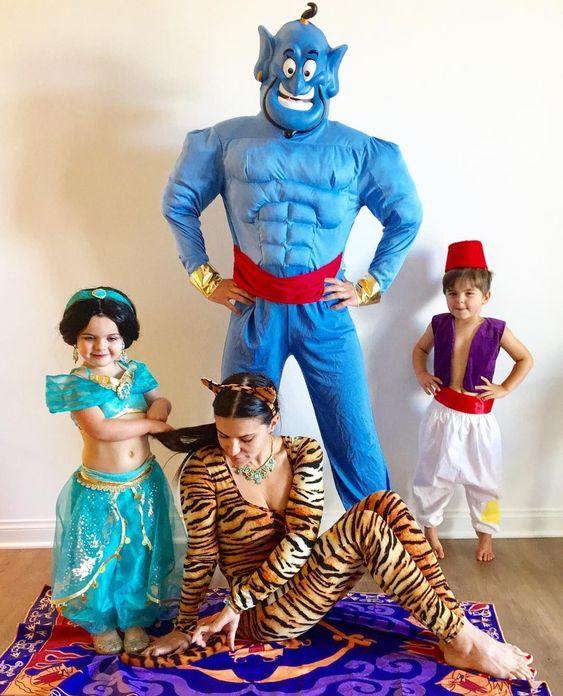 fantasia halloween familia aladino