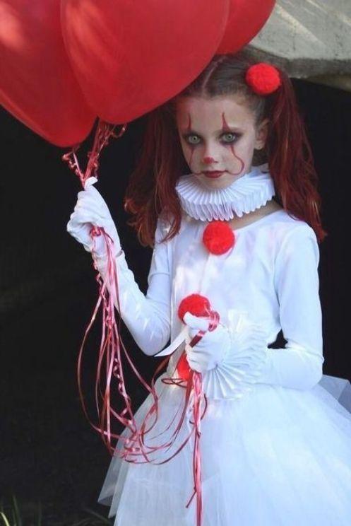 fantasia halloween infantil palhaco