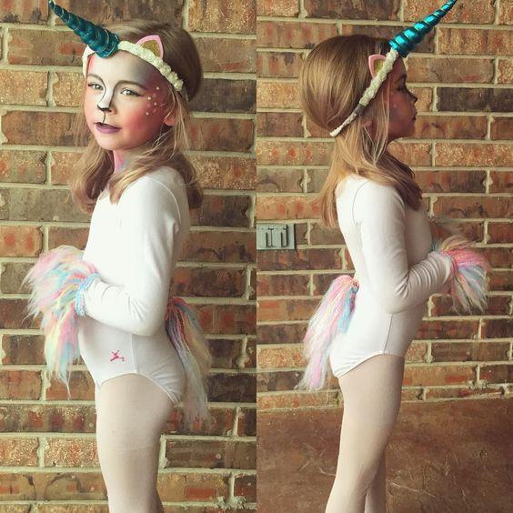 fantasia unicornio carnaval infantil 1