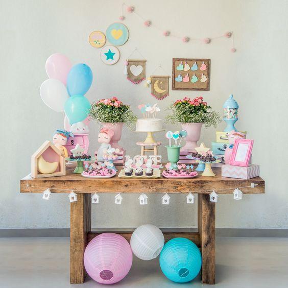 festa 1 ano simples
