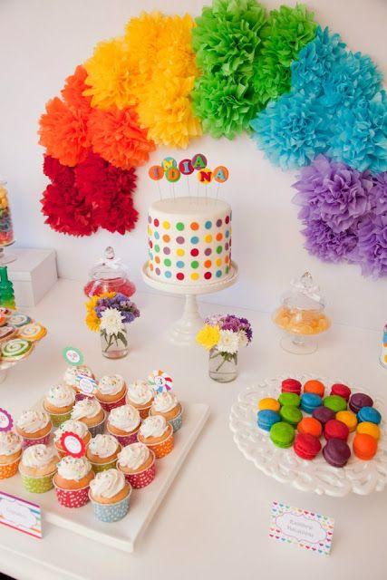 festa arco iris painel 1