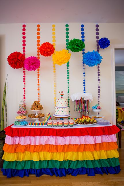 festa arco iris painel 2