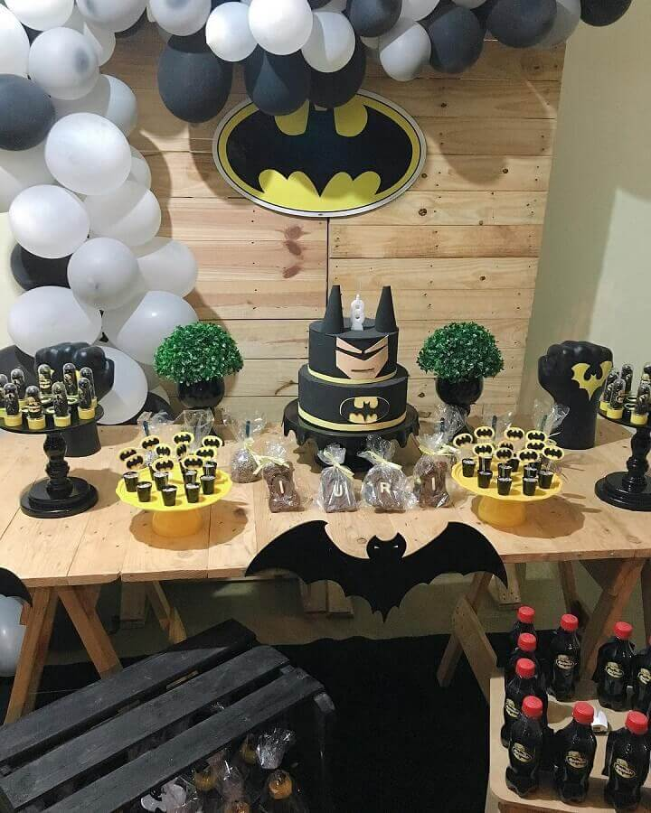 festa batman decoracao 4