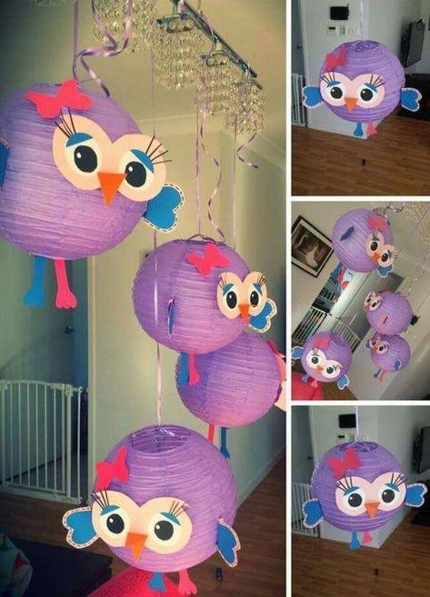 festa coruja ideias 1