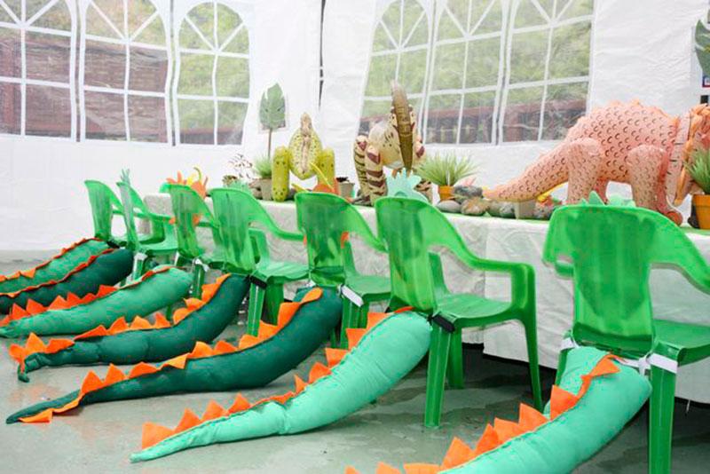 festa dinossauro ideias 2