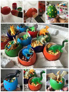 festa dinossauro ideias 6