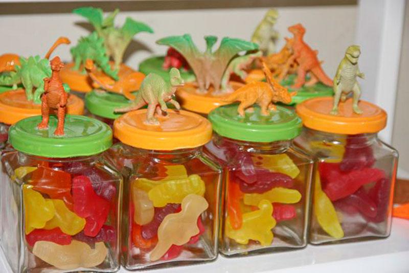 festa dinossauro lembrancinhas