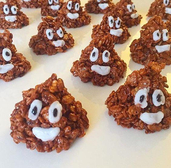 festa emoji docinhos coco