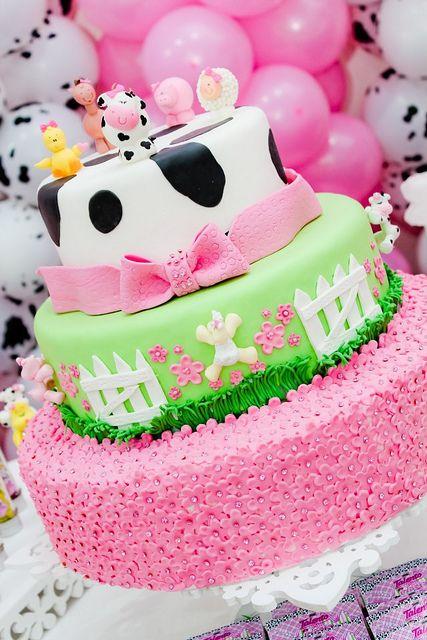 festa fazendinha bolo 4