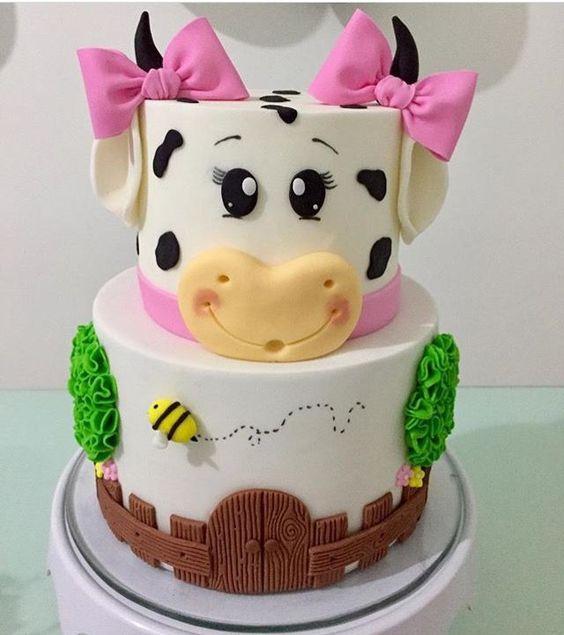 festa fazendinha bolo 5