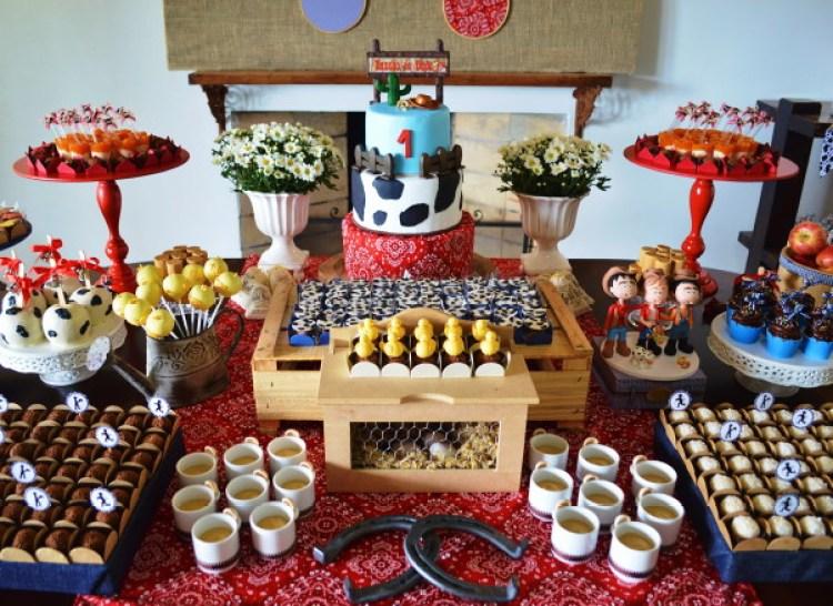 festa fazendinha doces 1