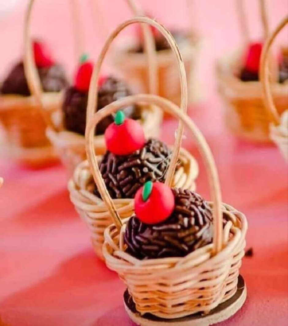 festa fazendinha doces 3