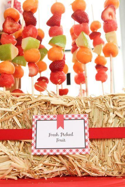 festa fazendinha doces 4