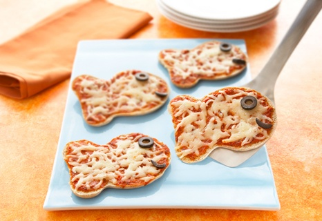 festa fundo mar comida pizza