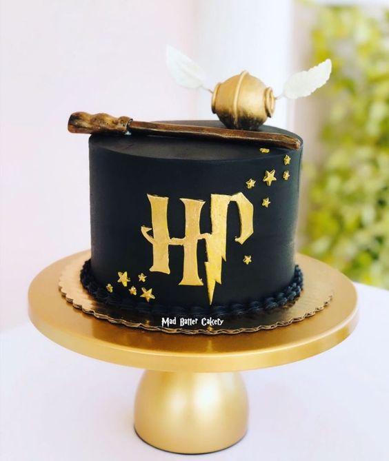 festa harrypotter bolos 1