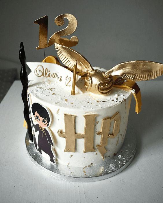 festa harrypotter bolos 3