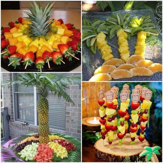 festa havaiana 1