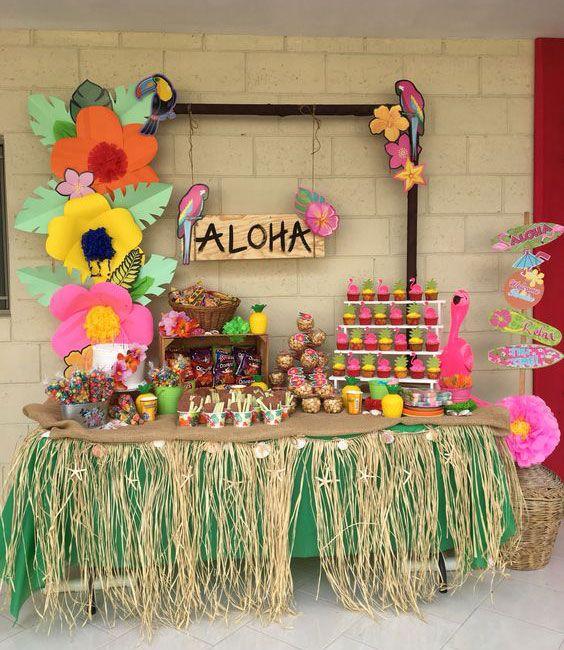 festa havaiana 2