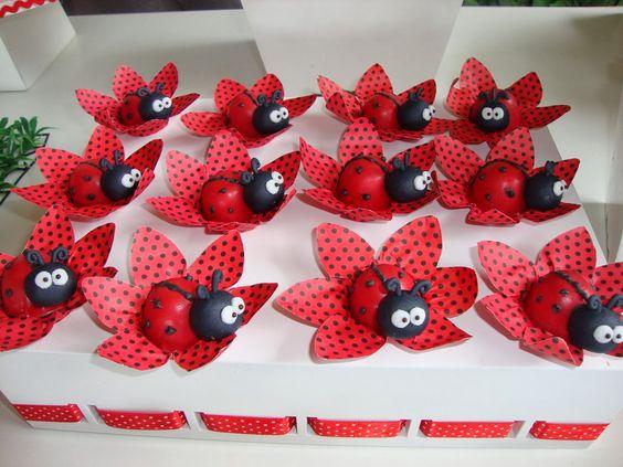 festa ladybug diy 1