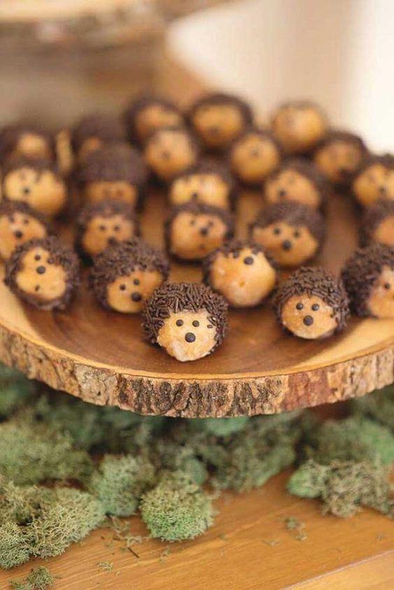 festa masha urso docinhos originais